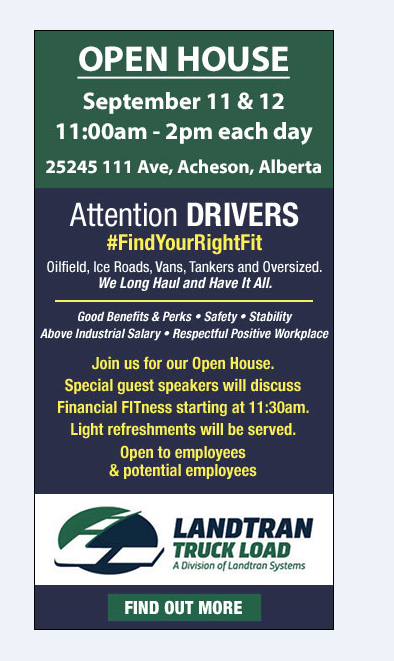 Landtran TL Open House